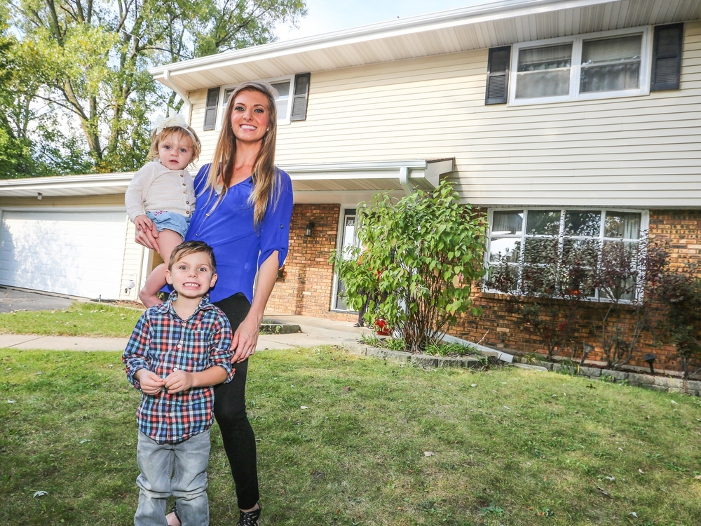 "<p><strong>Homeownership</strong>Abbie creates a stable home after losing her mother to cancer<a href=""#homeownership"">read more...</a></p>"