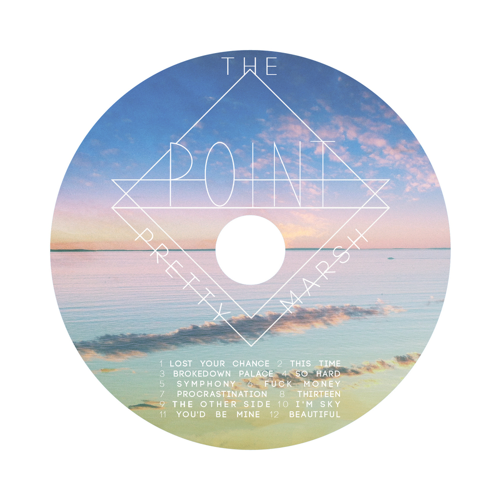 The Point - PRETTY MARSH - CD.jpg
