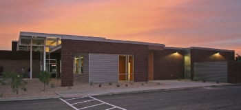 Juvenile Detention Facility ,   Parker, AZ           Colorado River Indian Tribes