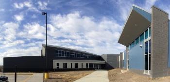 Batesland K-8 School