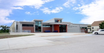 Red Cloud High School Addition, Pine Ridge, SD