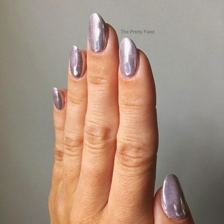 Newest Nail Trend: Chrome — The Pretty Feed