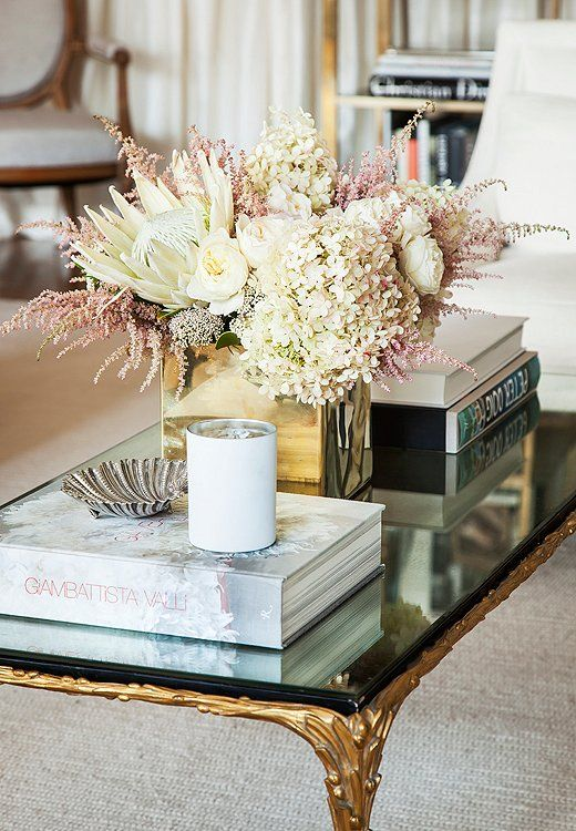 Essentials Of An ABSURDLY BEAUTIFUL Coffee Table The Pretty Feed