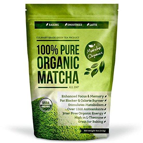 Organic USDA Matcha Powder - CDN$ 27.00