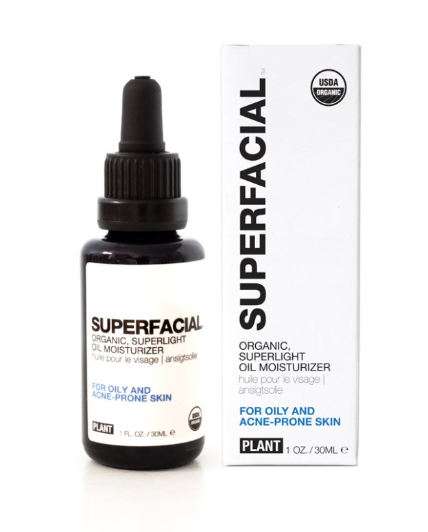 SUPERFACIAL Organic, Superlight Oil  - 56 USD