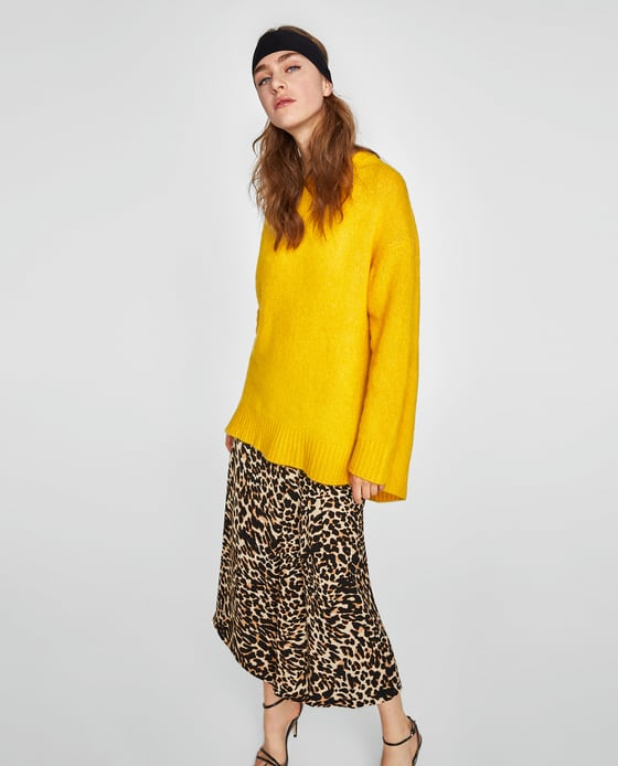 Zara Oversized Sweater - 49.99 CAD