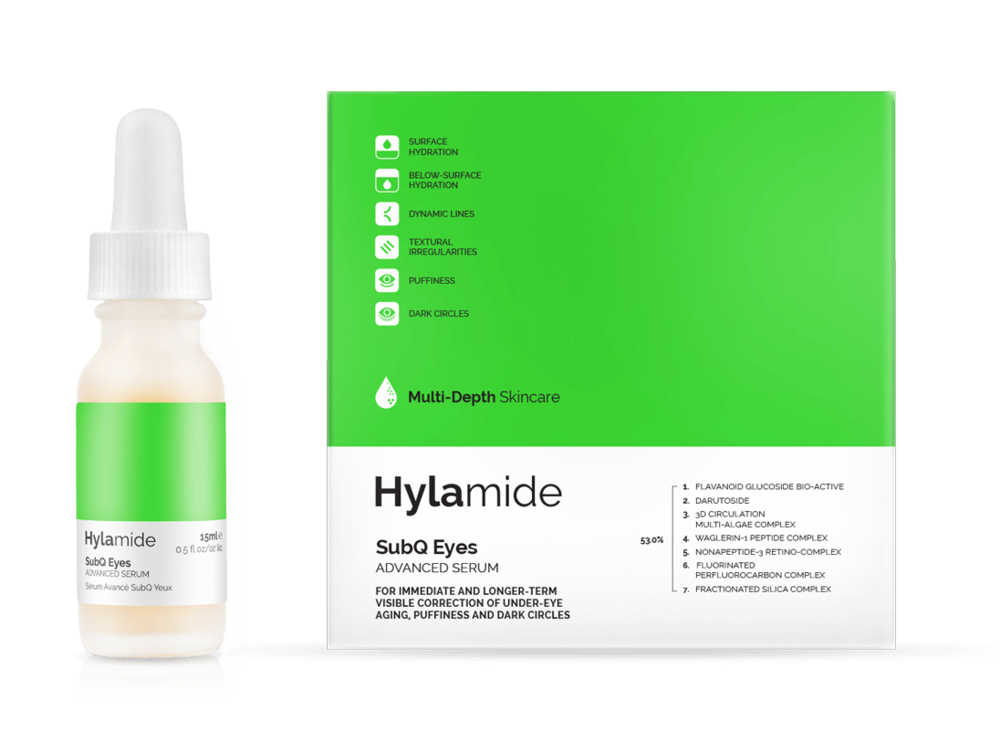 Hylamide SubQ Eye Serum - 35 CAD