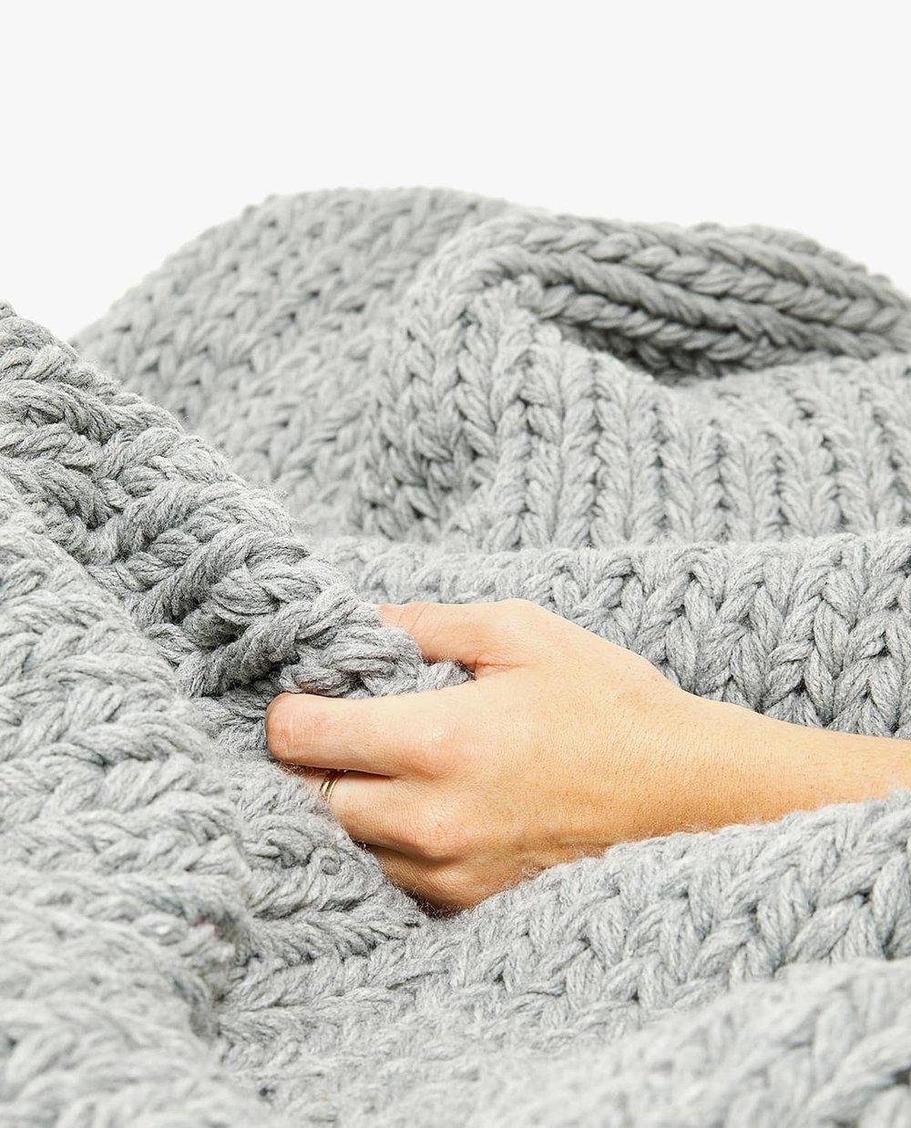 Zara - Chunky Knit - 199 CAD