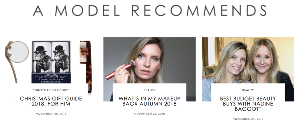5 Best BEAUTY Blogs: ALL YOU NEED — The Pretty Feed