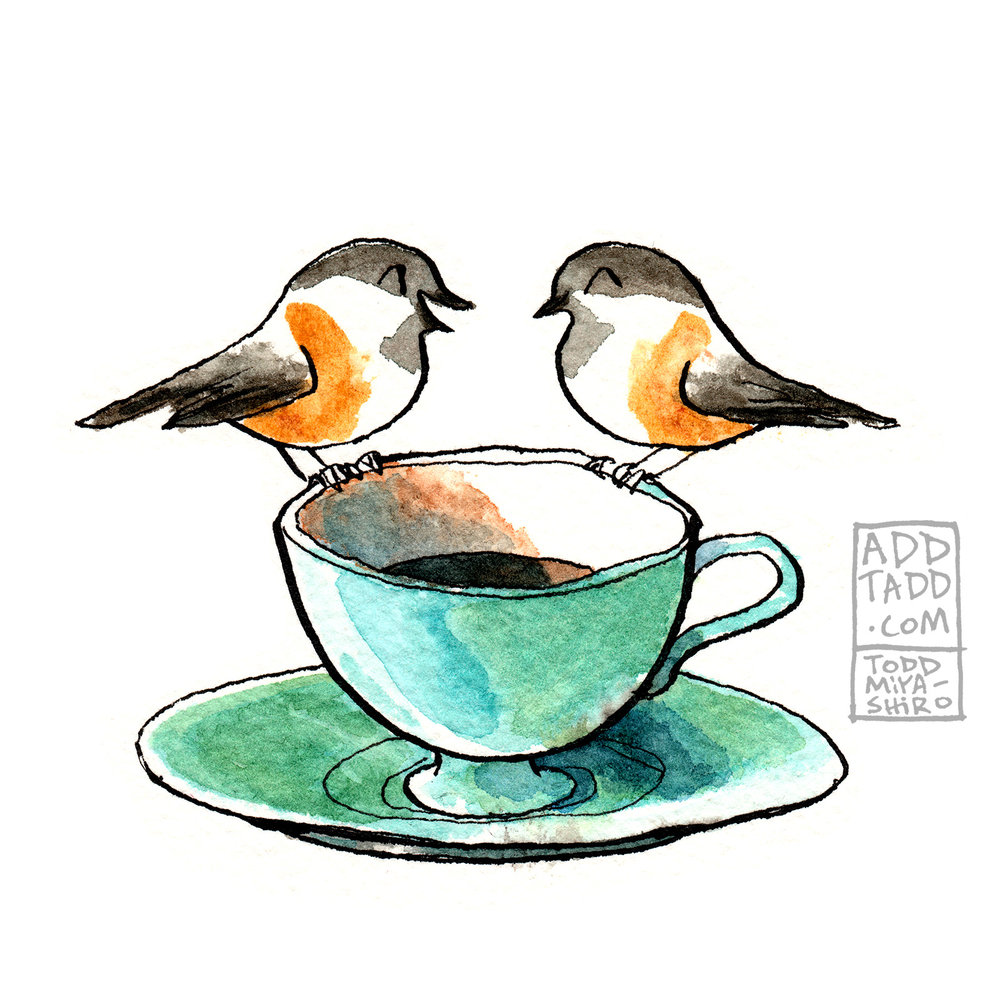 WC -- Tea for Two -- Coffee Bird -- Chickadee Love 01.01 (400 DPI) SQUARE 01.jpg