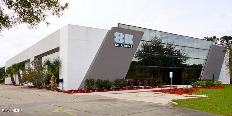 8K Solutions Corporate Headquarters