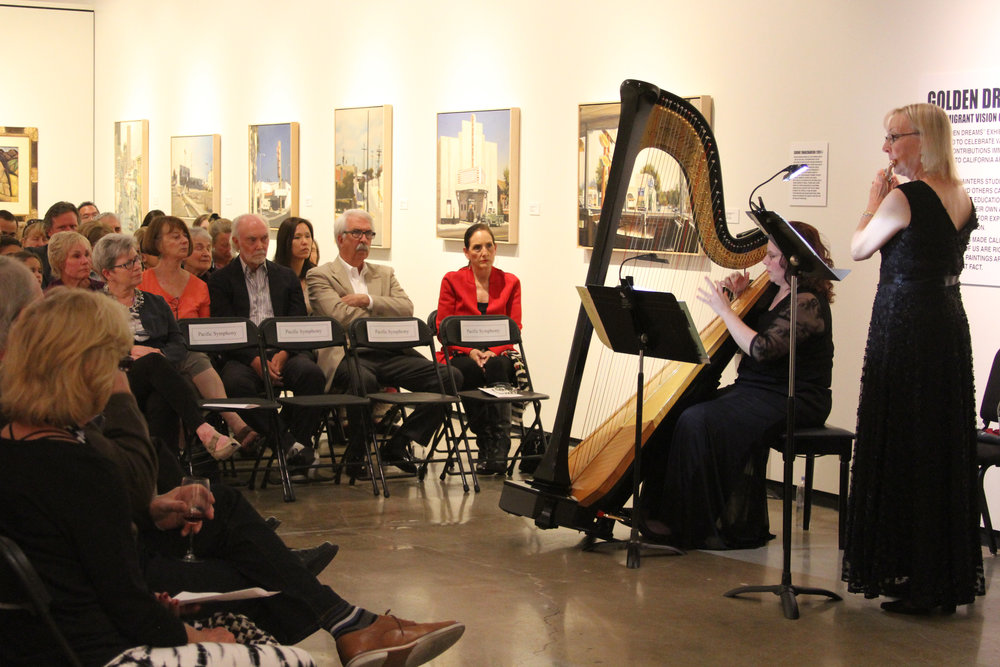 Pacific Symphony musicians will perform at the Hilbert Museum Sunday, Feb. 11, 2018 at 4 p.m.