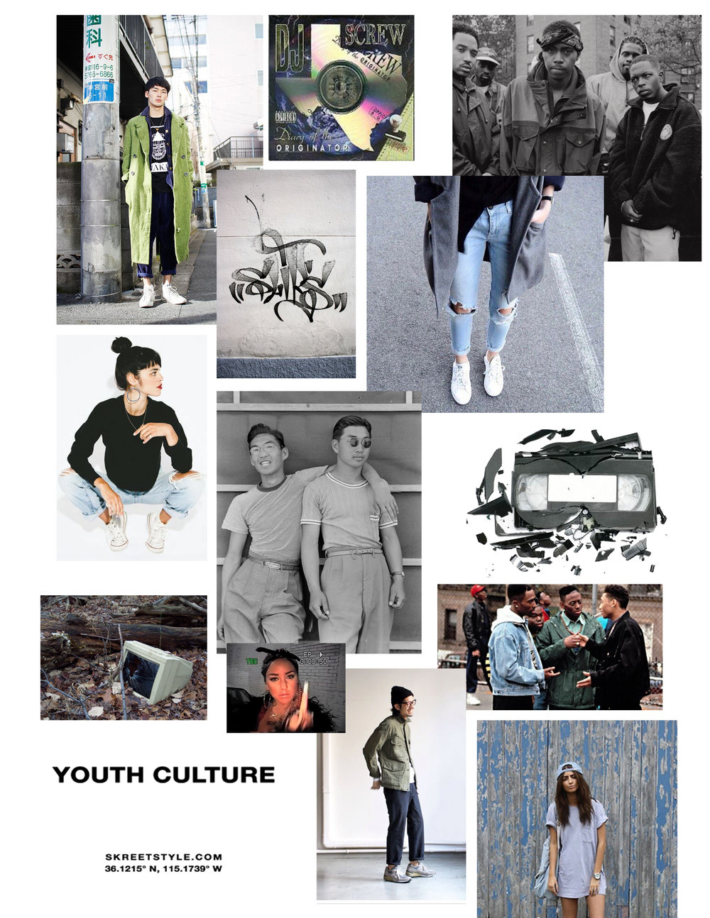 youth culture concept board 2