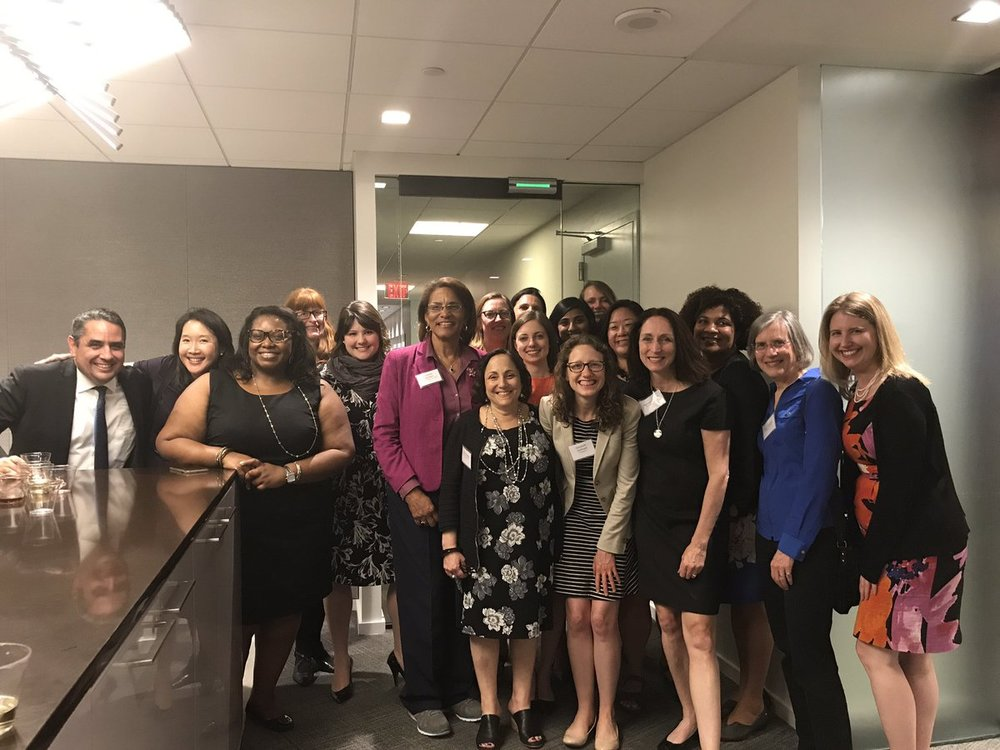 ADVISORY:  Equal Pay Today! Gathered Equal Pay & Anti-Pay Discrimination Experts in Washington, DC for its Spring 2017 Convening