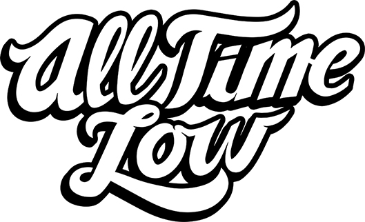 all time low x mchc � mike cortada design amp artwork