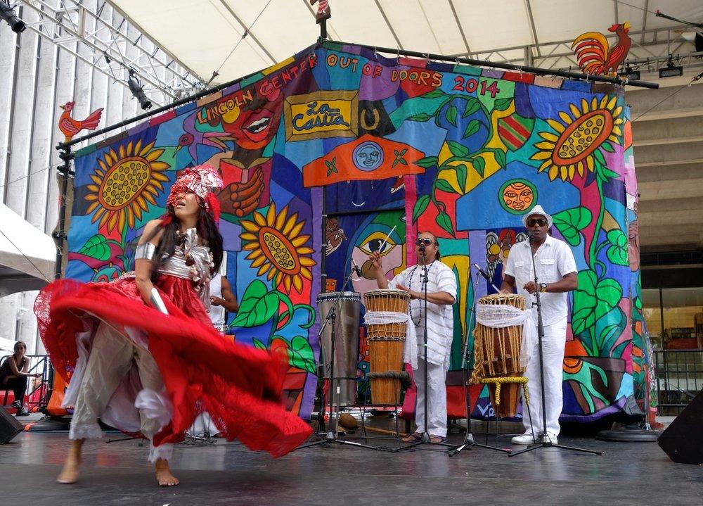 Exploring Afro-Caribbean Rhythms