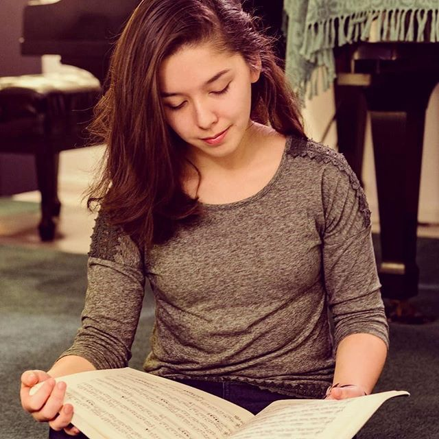 Our student, Ellie Taylor gives her senior recital in two days at the Willow Grove Branch. We are so proud of her and wish her the best!