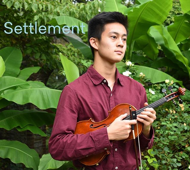 Violinist Eric Gao at our donor event in Chestnut Hill | We have so many exciting things happening this year. Get a sneak peak at our #SettlementOpenHouse this Sat 10 a.m. - 1 p.m. at each of our branches . . . . #SettlementMusic #SettlementFamily #classicalmusic #orchestra #violin #philly #phillygram #musicians #musicschool #strings