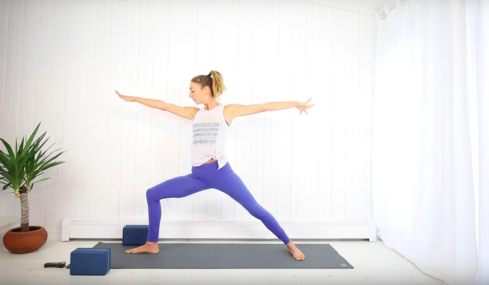 Yoga Videos — Sarah Oleson Yoga and Lifestyle