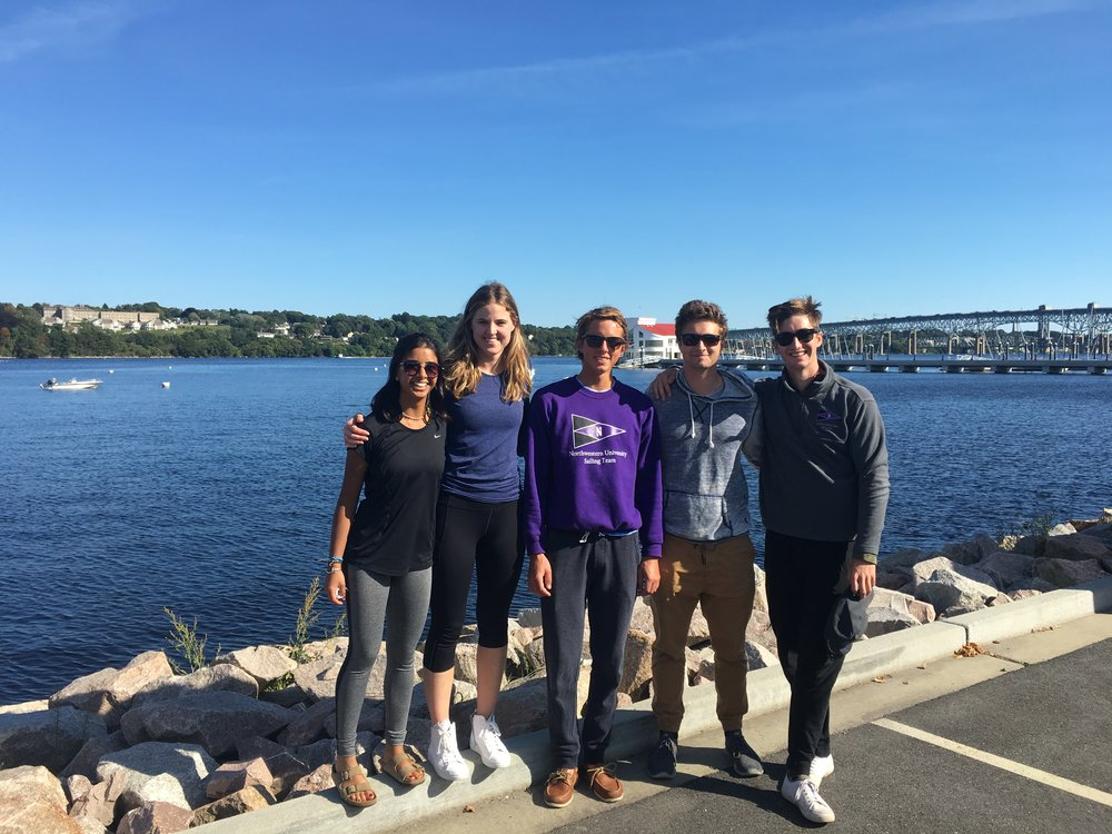 9/29-9/30 Danmark Trophy - We had an exciting weekend at the Coast Guard Academy in New London, Connecticut!