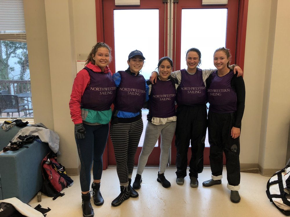 10/6-10/7Susan RogersMemorial Regatta - NUST sent five awesome women to Cornell for a weekend of bad weather and excitement in Upstate New York!
