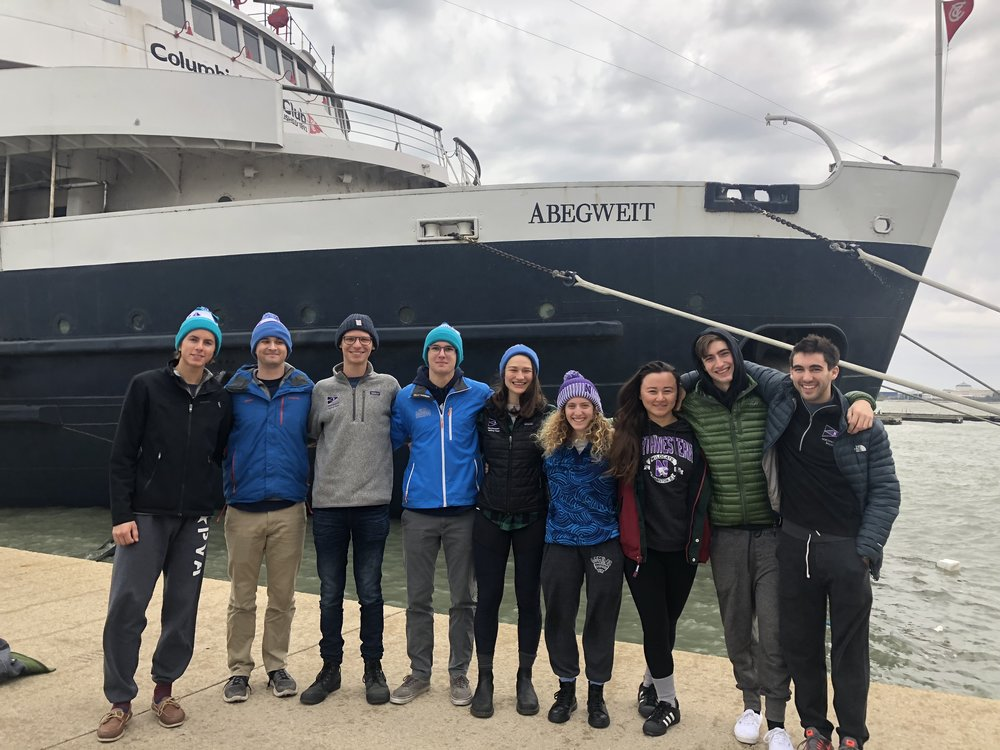 11/3-11/4 MCSA Fall Championship - NUST finished out our fall 2018 quarter at MCSA Fall Champs at the local Columbia Yacht Club! We finished 5th out of 14 teams.