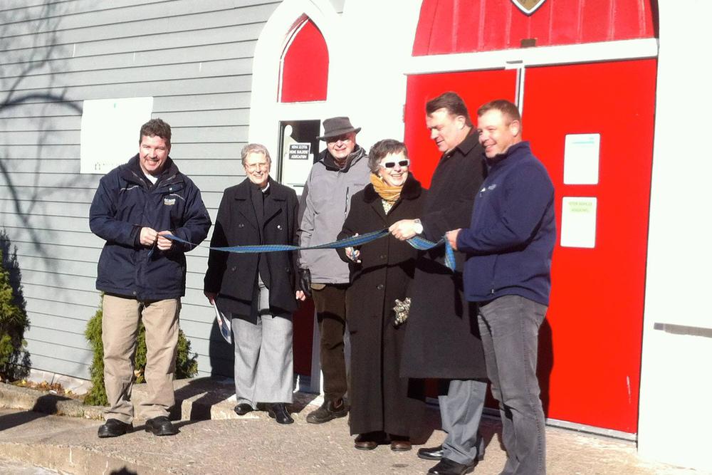 Brunswick Street Mission, Halifax