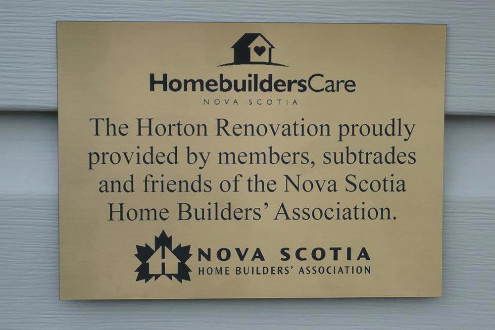 Horton Family Home
