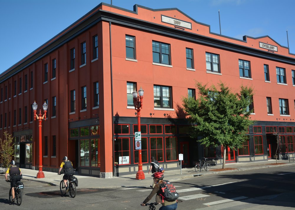 PORTLAND'S CHINATOWN DISTRICT  Landlord's Counsel