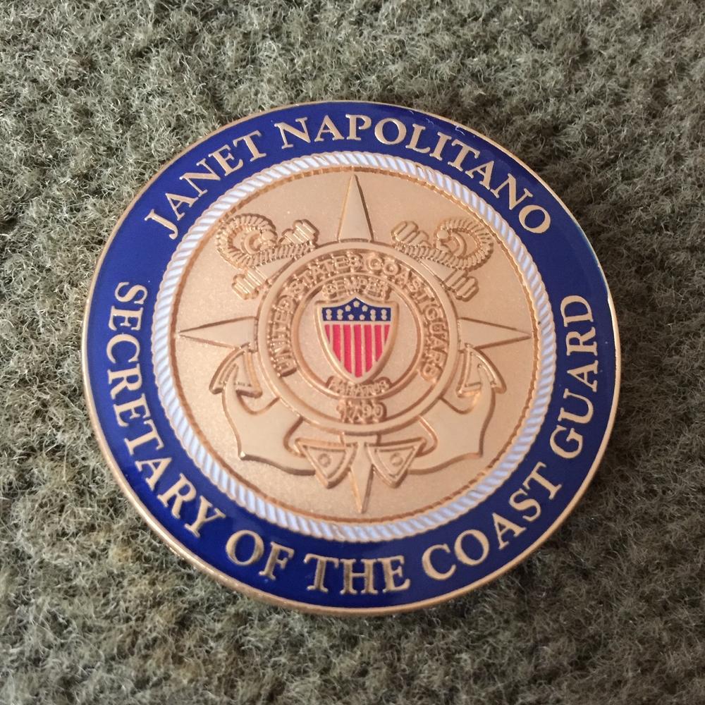 Napolitano USCG obv.jpg