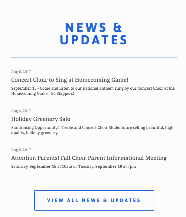 Affordable Squarespace Websites news feed