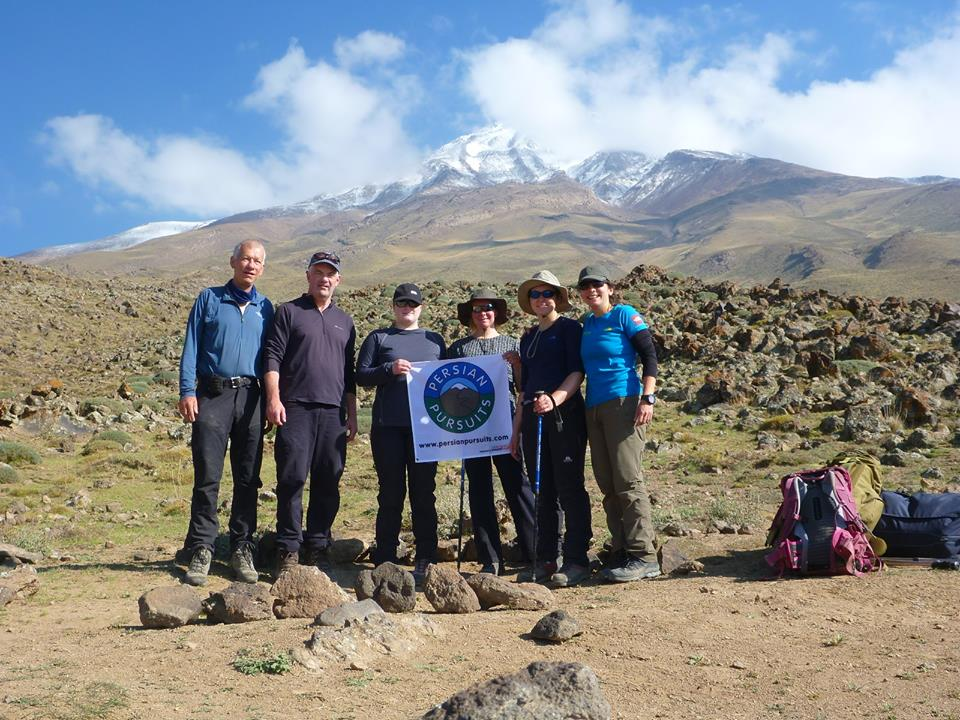 Damavand Trek 11 days