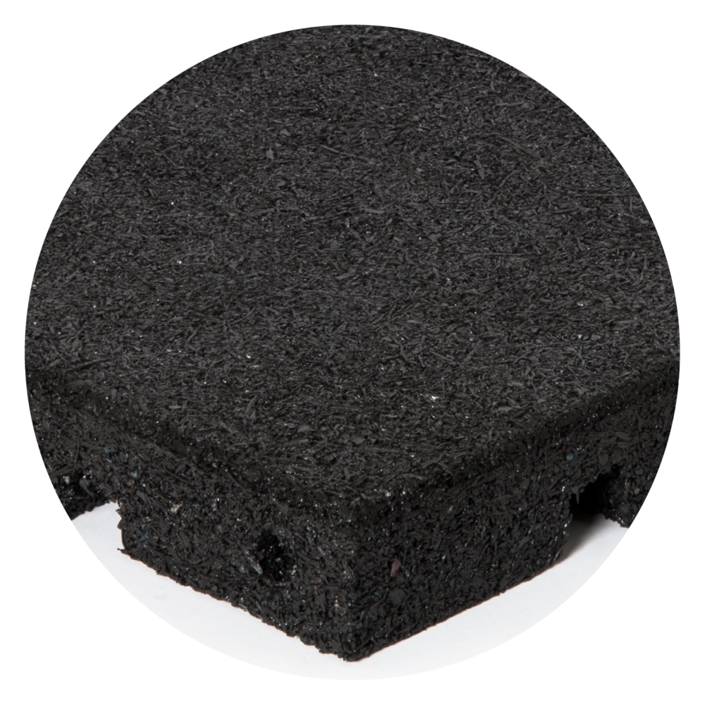 PLAYFALL TILES (BLACK)
