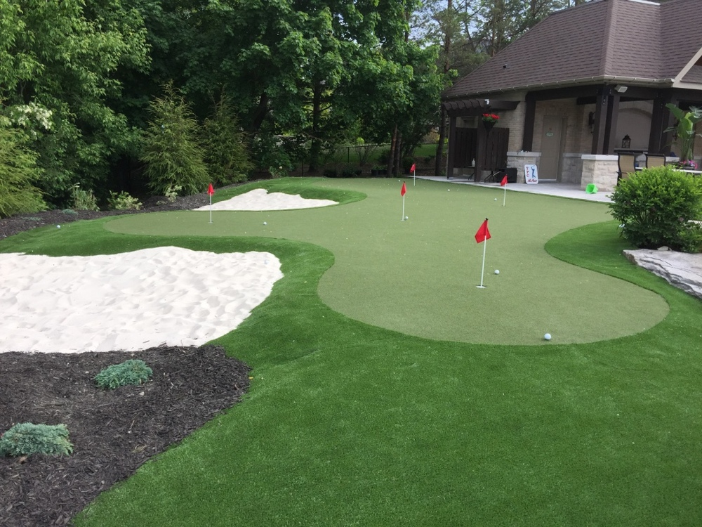 Synthetic Turf For Putting Greens Rymar Synthetic