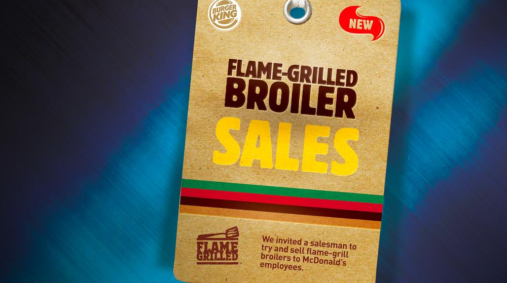 Broiler Salesman