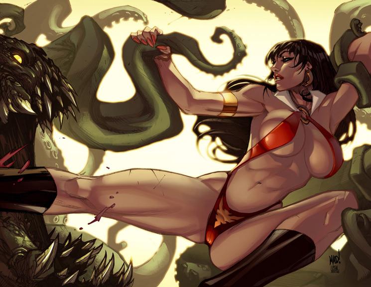 Vampirella #01 Cover