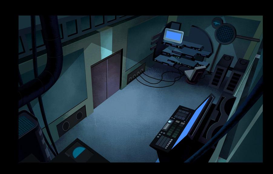 Ben 10: Lab