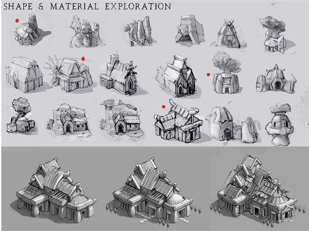 Building exploration