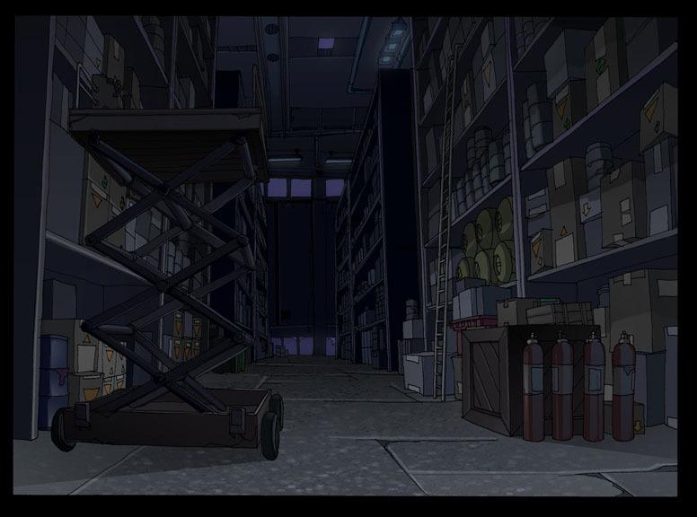 The Batman: Warehouse
