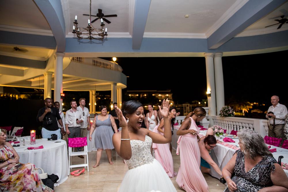 Grand Palladium Resort & Spas, Montego Bay - Destination Wedding - Derrel Ho-Shing Photography