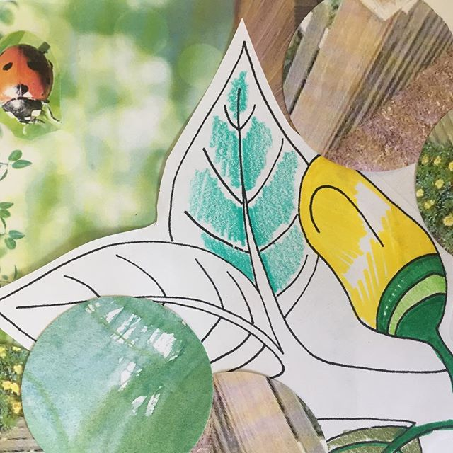 Summer Vibes #SummerTimeChi #ArtTherapy