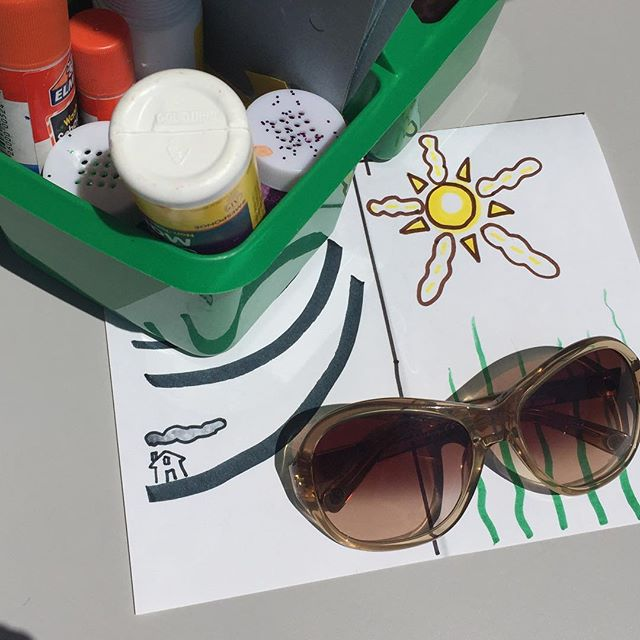 #SummerVibes #artTherapy
