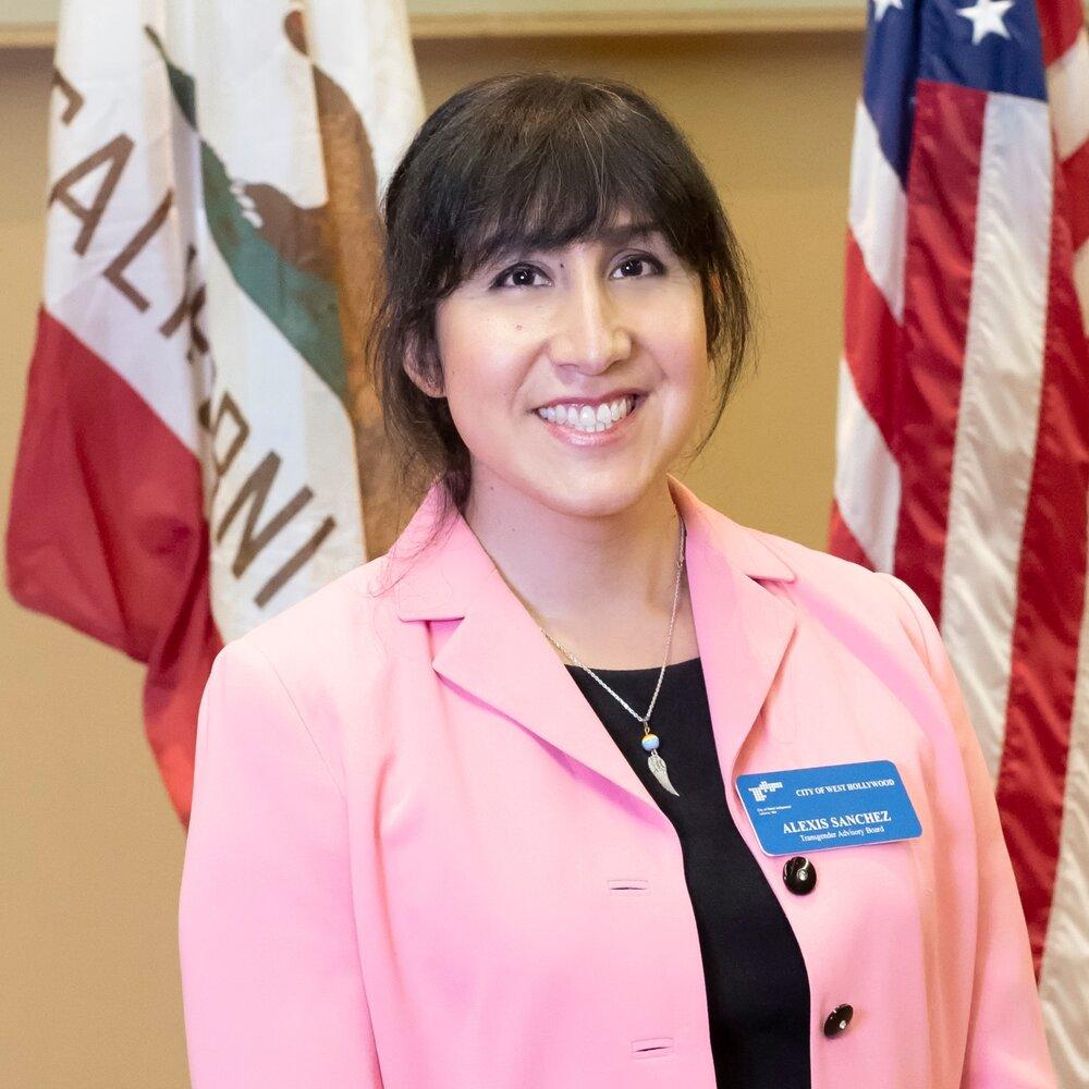 Alexis Sanchez, Gender Inclusive Language Consultant