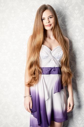 Работа мастера салона красоты Carina на выпускной 2016