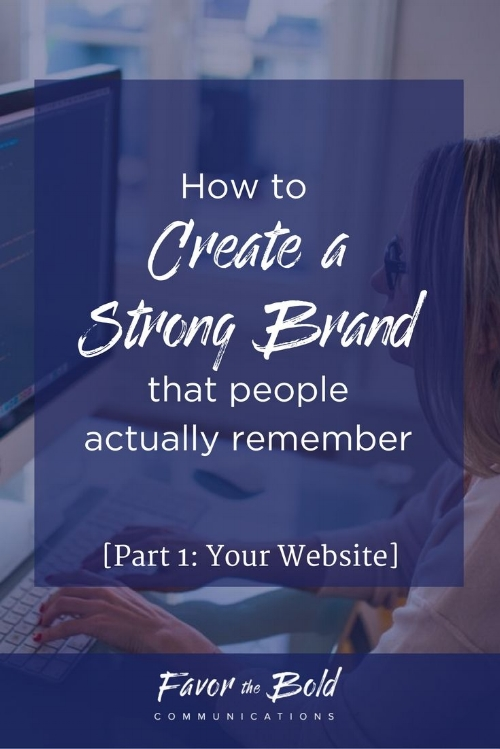 How to make your brand recognizable and memorable