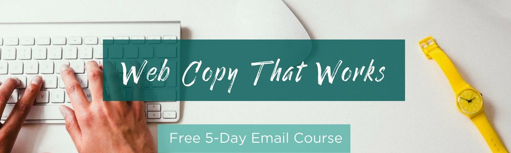 How to write web copy that attracts more clients and sells what you do