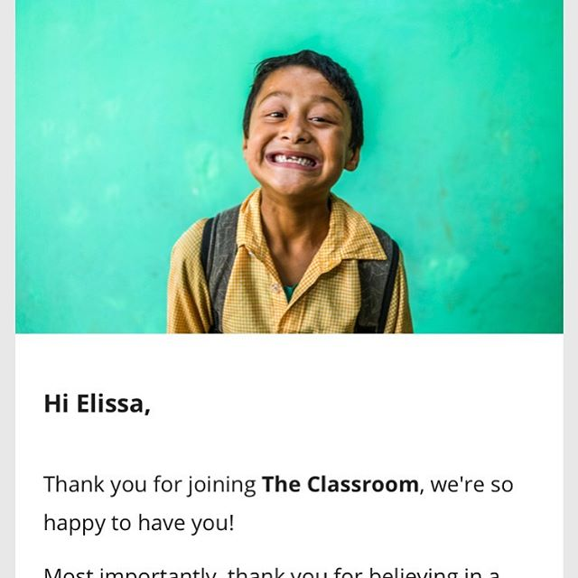 I've been following @changing_stories_nepal 's journey for a few years now and have witnessed first-hand the team's passion for making a positive impact on kids' lives— and the future of their communities. While I've donated my time to the organization in the past, today I'm proud to also donate funds as a member of The Classroom, their monthly giving program. It's a pizza or a cheap H&M shirt for me, but it'll make a massive difference for a kid in Nepal, a country I fell in love with immediately. And while I trust René and the team to put my money to work in the best way possible, I love knowing that 100% of my monthly donation goes directly to making sure these kids get the education they deserve. I'm not posting this for a pat on the back, or to show how generous I am, or for likes. I'm posting it in case anyone else feels like they could do more to give back, but aren't sure how. This isn't a bad place to start. René and the team are the real deal, and Changing Stories is making a real impact. Check them out at https://changing-stories.org
