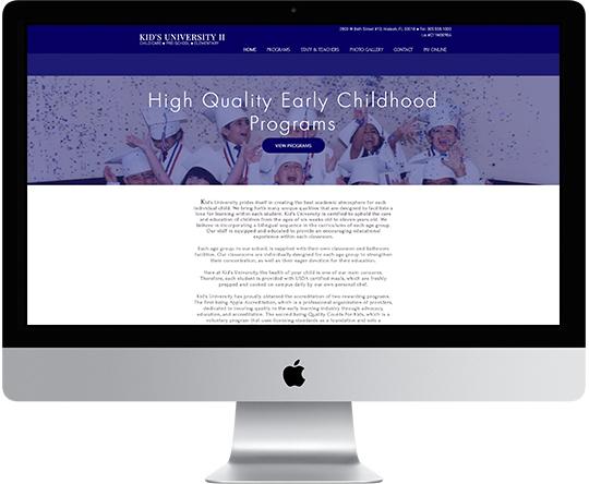 Kids University II:  Web Design, 2016