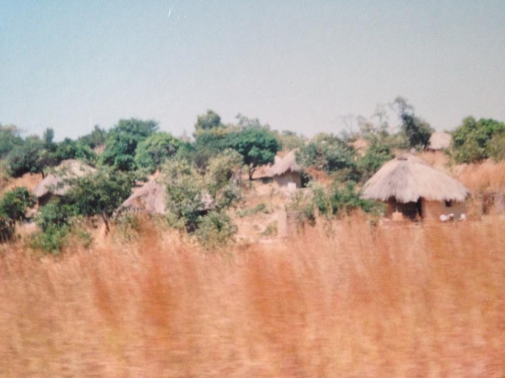 My village - Mulundu, Zambia