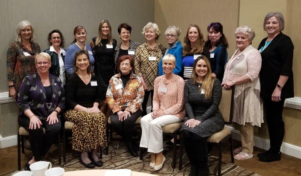 Soroptimist International Honors San Diego Women Authors